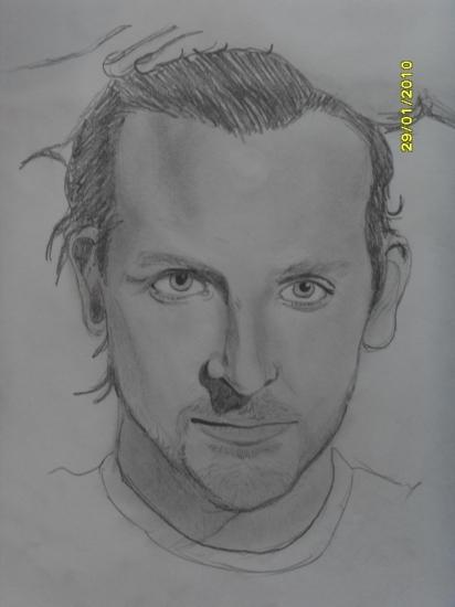 Bradley Cooper por Pavlina
